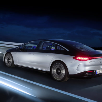 """From 2025, Mercedes-Benz Will Be """"Emission-Free & Software Driven"""""""