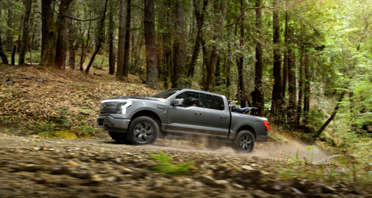 Ford Announces Their All-Electric F150 Lightning